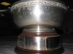 The Boswall Quaich – Awarded 1983